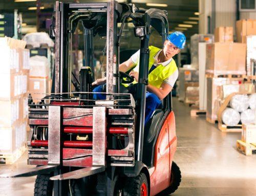 Flexible und zertifizierte Staplerfahrerausbildung bei der IMGP GmbH