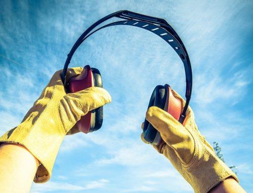 PSA und Arbeitsschutz: der Gehörschutz