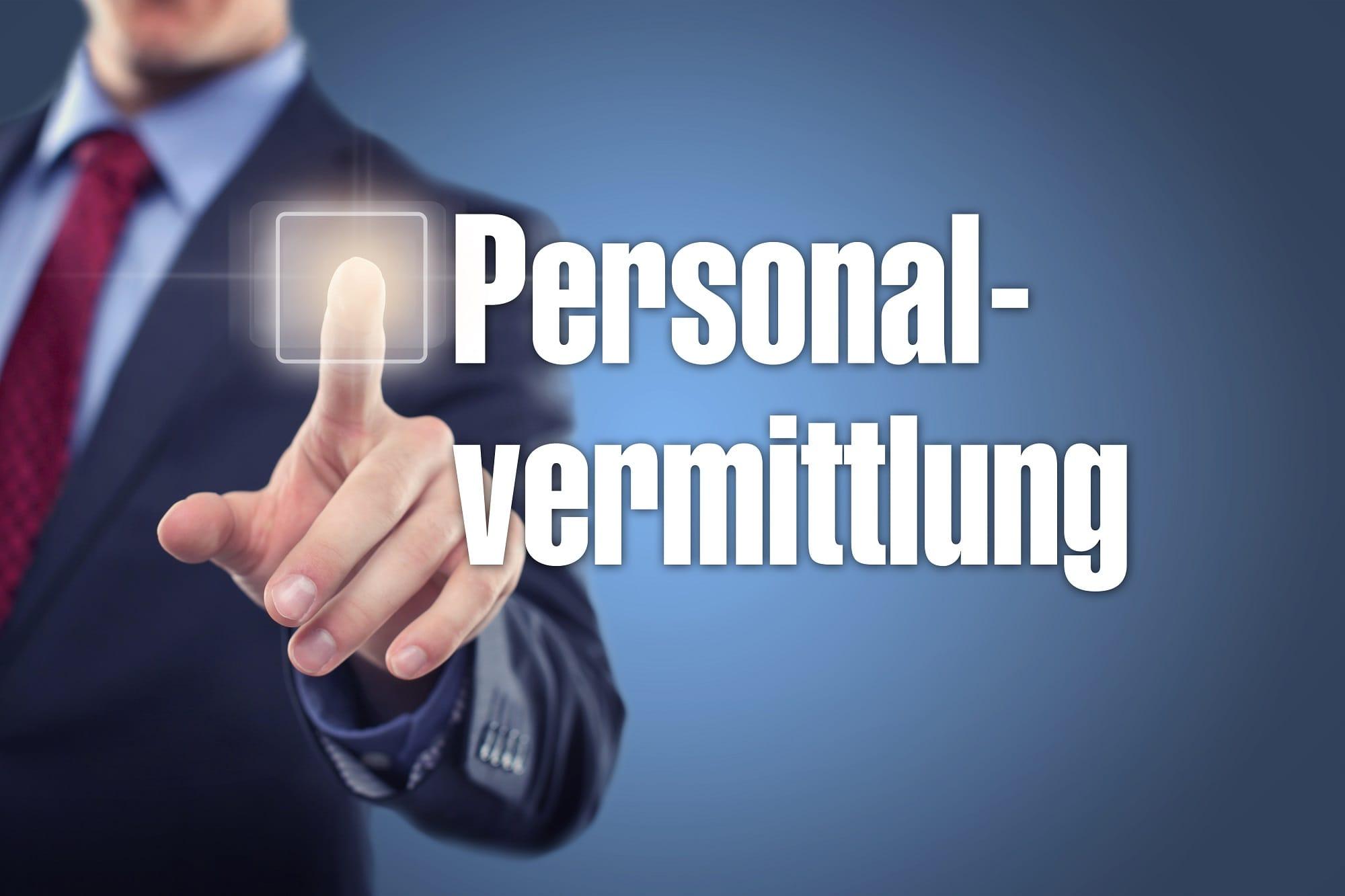 Personalvermittlung